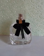 """Flacon  Vaporisateur """" MON PARIS""""  D'YVES St LAURENT Eau De Parfum 50 Ml VIDE/EMPTY Pour Collection/décoration - Flacons (vides)"""