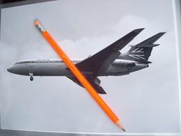 FOTOGRAFIA AEREO HS TRIDENT 2  BEA   G- - Aviation