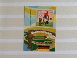 Equatorial Guinea World Cup '74. - Equatoriaal Guinea