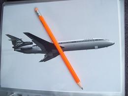 FOTOGRAFIA AEREO HS TRIDENT 3B  BEA    G-AWZO - Aviation