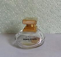 """Flacon Vaporisateur  """"LE PARFUM """" De SONIA RYKIEL Eau De Parfum 50 Ml VIDE/EMPTY Pour Collection/décoration - Flacons (vides)"""