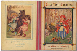 Old Time Stories From Grimm And Andersen - Livres, BD, Revues