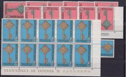 Italia 1968 Europa Cept X 11 MNH - Europa-CEPT