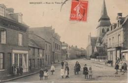27 SERQUIGNY  Place Du Vieux-Pont - Serquigny