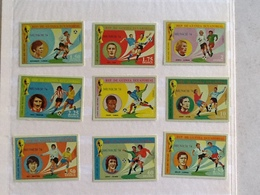 Equatorial Guinea World Cup Soccer 1974. - Guinée Equatoriale