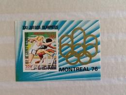 Equatorial Guinea Olympic Games 1976. - Guinée Equatoriale