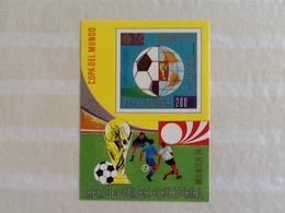 Equatorial Guinea World Cup 1974. - Guinée Equatoriale