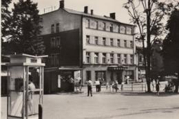 AK - Tschechien - Trutnov (Trautenau) - Alte Hotel Moskva - 40iger - Tschechische Republik