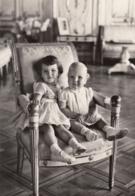 AK - Prinz Albert Und Caroline De Monaco Als Kinder - Historische Persönlichkeiten