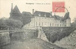 CPA 28 Eure Et Loir Pontgouin Chateau De La Rivière - Other Municipalities