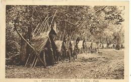 ( NOUVELLES HEBRIDES )( COLONIES )( OUALA ) PLACE DE DANSE - Vanuatu