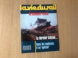 La Vie Du Rail N°2093 - Trains