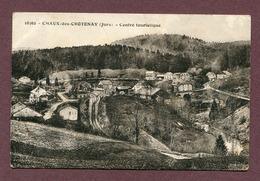 """CHAUX-DE-CROTENAY  (39) : """" VUE GENERALE """" - Otros Municipios"""