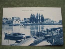 D95 - PERSAN - LOT DE 2 CPA - Persan