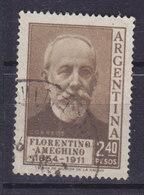 Argentina 1956 Mi. 649      2.40 Florentino Ameghino, Athhropologe (1854-1911) - Argentinien
