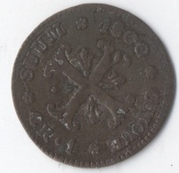 SUISSE 1 Kreuzer  Friedrich Wilhelm III  1800 - Schweiz