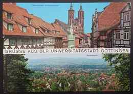 Grusse Aus Der Universitatsstadt GOTTINGEN - Vg G2 - Goettingen