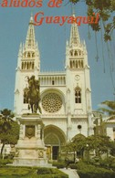 Guayaquil, Ecuador, South America La Catedral, En La Senorial Ciudad De Guayaquil The Cathedral In Guataquil - Ecuador