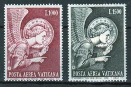 Vatican 1968 Complete Set Of Stamps Celebrating Air. - Vatican