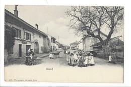 23150 - Gland Enseigne E. Mosetti - VD Waadt