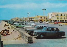 11----NARBONNE-PLAGE--la Promenade--( Voitures R8 + 404 + CARAVELLE + DAUPHINE + Autres )--voir 2 Scans - Narbonne
