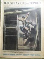 Illustrazione Del Popolo 17 Gennaio 1932 Elissa Landi Sigaretta Scavi Roma Donne - Libri, Riviste, Fumetti