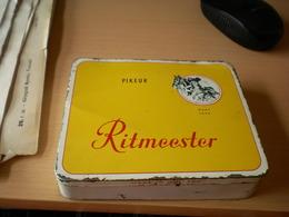 Pikeur Ritmeester Made In Holland - Contenitori Di Tabacco (vuoti)