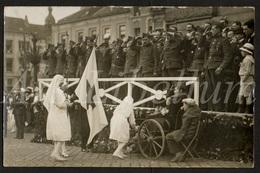 Postcard / Eerste Wereldoorlog / Première Guerre Mondiale / World War I / Bruxelles / Bevrijdingsfeesten / 1919 / 2 Scan - Guerre 1914-18