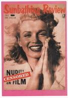 'Sunbathing Review' - Fall, One Dollar - Nudity (CENSORED) On Film - (Magazine) - Werbepostkarten