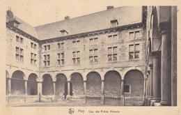 HUY - LIEGE - BELGIQUE  -  CPA 1936 - ÉDITEUR NELS - BEL AFFRANCHISSEMENT POSTAL. - Huy