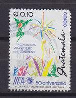 Guatemala 1992 Mi. 1326    0.10 Q Interamerikanisches Institut Für Landwirtschaftliche Kooperation (IICA) Pfanze Plant - Guatemala