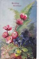 GOLAY: Still Life Flowers , 1907 - Flowers