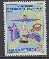 Austria 1995 CEMT 1v ** Mnh (43633B) - Europese Gedachte