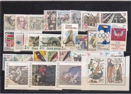 (K 4222) Tschechische Republik, Kpl. Jahrgang 1994** - Komplette Jahrgänge