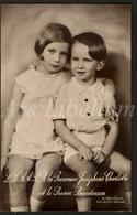 Postcard / ROYALTY / Belgique / België / Prins Boudewijn / Prinses Joséphine Charlotte / Prince Baudouin / Princesse - Familles Royales
