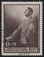 694 Tag Der Arbeit 1939 - Marke O Gestempelt - Deutschland