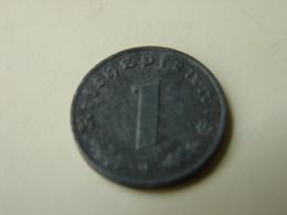 1 REICHSPFENNIG 1941.G. - [ 4] 1933-1945 : Third Reich