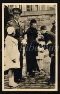 Postcard / CPA / ROYALTY / Belgium / Belgique / België / Reine Elisabeth / Koningin Elisabeth / Roi Leopold III / Unused - Familles Royales