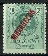 Marruecos Nº 36 Con Charnela - Marruecos Español