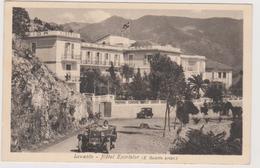 Levanto (SP) , Hotel Excelsior (E. Galetta Propr.)  - F.p. -  Anni '1930 - La Spezia