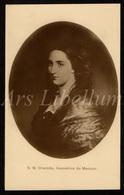 Postcard / ROYALTY / Belgium / Belgique / België / Empress Carlota Of Mexico / Princesse Charlotte De Belgique / Unused - Familles Royales