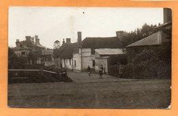 Stockbridge UK 1908 Real Photo Postcard - England