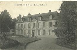 ( BOISSY LE SEC )( 28 EURE ET LOIR )( CHATEAU ) CHATEAU DU MESNIL - Other Municipalities