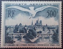 R1615/218 - 1947 - POSTE AERIENNE - VUE DE PARIS - N°20 NEUF** - Poste Aérienne