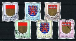 Luxemburgo Nº 570/5 USADO - Luxemburgo