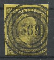 "Preußen 4 A Gest. ""568"" Hagen - Preussen (Prussia)"