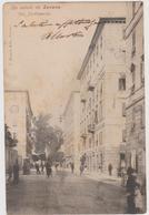 Savona, Via Pertinacce  - F.p. -  Fine '1800 - Savona