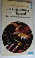 Livre De Poche - Points - Les Structures Du Hasard - Jean Louis Boursin - Ciencia