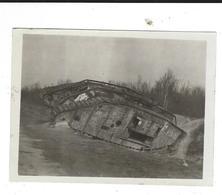 Photo Tank Allemand 8/10 - War, Military