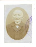 Photos D'identité Baijot Emile Cultivateur A Louette Saint Denis Gedinne - Photographs